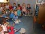 10 juni 2014 : 1 Kl - Thema strepen - gekke TV
