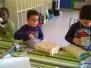 10 januari: 2de & 3de kleuter B, De Sint in de klas 2