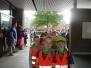 29 juni 2015 : 1ste & 2de lj DMA gaan naar Boudewijnpark