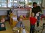 5 december: 2de en 3de kleuter B: Grootouders op bezoek in de klas