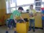 23 juni : Goochelen met Arne en Yme en Robin 3A