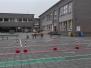 Juni 2016 : Schoolfeest opbouw