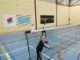 Maart 2018: Badminton