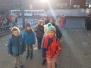 Maart 2018: Boerderijklassen 1ste graad, Vertrek
