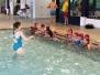 Mei 2017: Zwemmen 3de kleuter