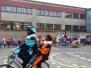 November 2016 : Sint op school