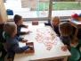 November 2017: 2KK, Sint en zwarte pieten op school
