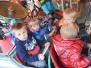 okt 2015: de kinderen v/d wijkschool op de paardemolen