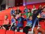 oktober 2015 : Winnaars sponsorloop naar Okapi Aalst