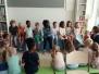 September 2018: Eerste weekje in het eerste leerjaar