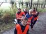 Week 9: 2 KK, Met de gruffalo naar het bos